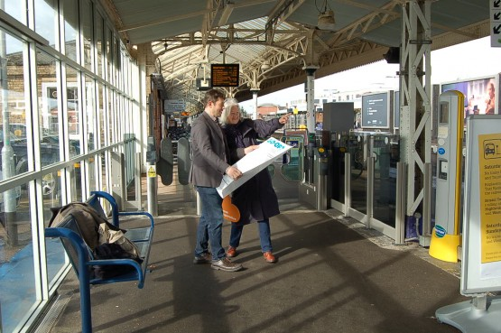 Rail users co-operative adopts a viable timetable for Somerset and Wiltshire rail link