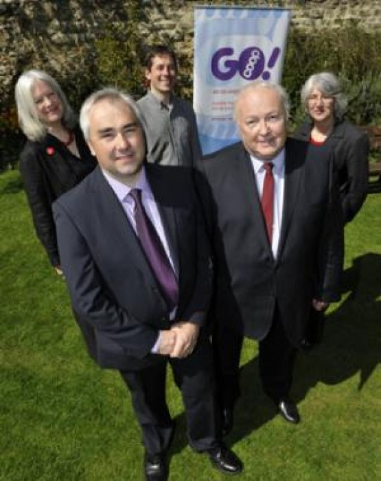 Go! Launches in Yeovil, Trowbridge, Swindon & Oxford a great success
